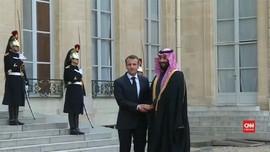 VIDEO: Perancis-Saudi Sepakati Kerja Sama Rp247,8 Triliun