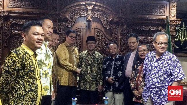 Muhammadiyah Klaim Kadernya Banyak Berafiliasi dengan Golkar