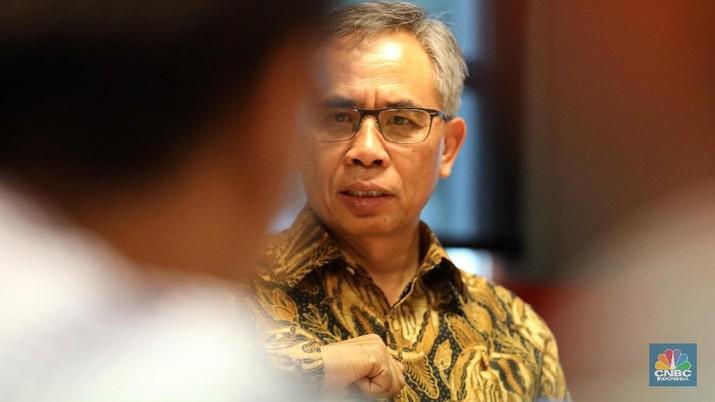 Bos OJK Menghadap Jokowi, Bahas Kasus Korupsi Asabri Rp10 T?