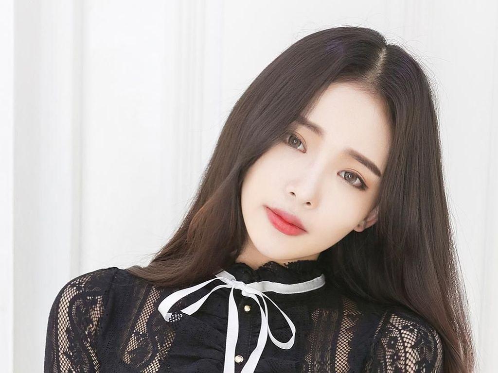 Potret Cantik Ji Sung, Model Korea yang Pesonanya Buat Hati Pria Cenat Cenut