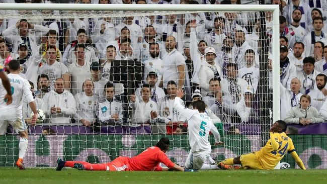 4 Drama di Leg Kedua Perempat Final Liga Champions