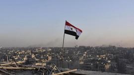 Pasukan Assad Rebut Kota Asal Perang Suriah