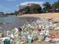VIDEO: Pantai Sanur Dipenuhi Sampah, Wisatawan Terganggu
