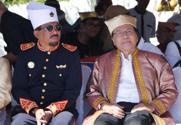Rizal Ramli Hadiri HUT Kota Tidore
