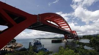 Insiden Penembakan, Uraian Fakta Proyek Jembatan di Papua