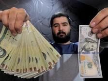 Real Rontok, Bank Sentral Iran Longgarkan Transaksi Valas