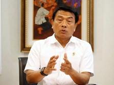 Soal Reshuffle Menteri, Jokowi Tunggu Kejelasan Status di KPK