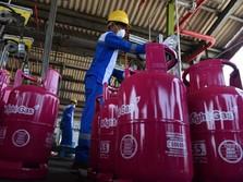 Pertamina Turunkan Harga Bright Gas