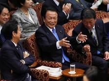 Jepang Kritik Tajam Perang Dagang AS-China