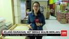 Jelang Ramadan, HET Beras Wajib Berlaku
