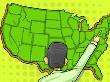 10 Kota Terbaik di AS untuk Pencari Kerja