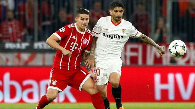 James Takut Bayern Munchen Bertemu Real Madrid