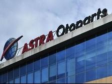 Penjualan Otomotif Turun, Laba Astra Otoparts Tumbuh Tipis