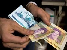 Pejabat Bank Sentral Iran Ditahan