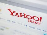Yahoo Japan-Line Siap Merger, Saham Yahoo Meroket 16%