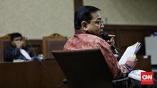 Setya Novanto Hadapi Vonis Kasus Korupsi e-KTP Hari Ini