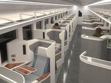 Produksi KA First Class Hampir Tuntas, Juni Ditarget Operasi