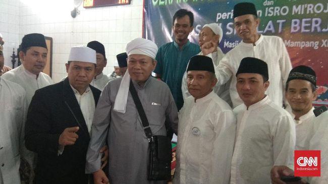Amien Rais Tantang Jokowi 'Gentle' dan Tak Curigai Umat Islam