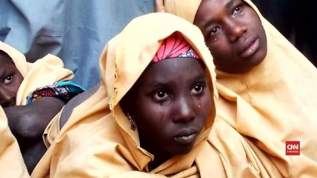 VIDEO: PBB Catat 1.000 Anak Diculik Boko Haram sejak 2013
