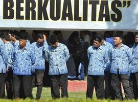 MK Tegaskan PNS Koruptor Harus Dipecat
