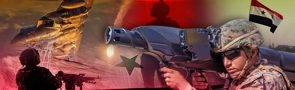 Rudal AS Hantam Suriah