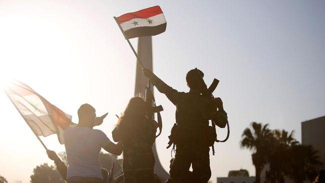 Muhammadiyah Kecam Serangan AS dan Sekutunya ke Suriah