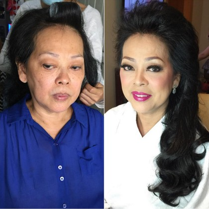 Cuma Pakai Makeup, Perubahan 10 Orang Ini Bakal Bikin Kamu Tercengang