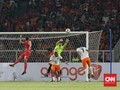 Bepe Sambangi Suporter Difabel di Persija vs Borneo FC