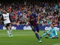 Rekor Pertemuan Barcelona vs Valencia di Copa del Rey