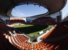 Rusia dan Ancaman Kursi Kosong Seusai Pesta Bola Dunia
