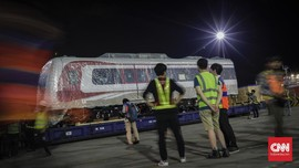 DPRD DKI Wacanakan Pembentukan Pansus LRT