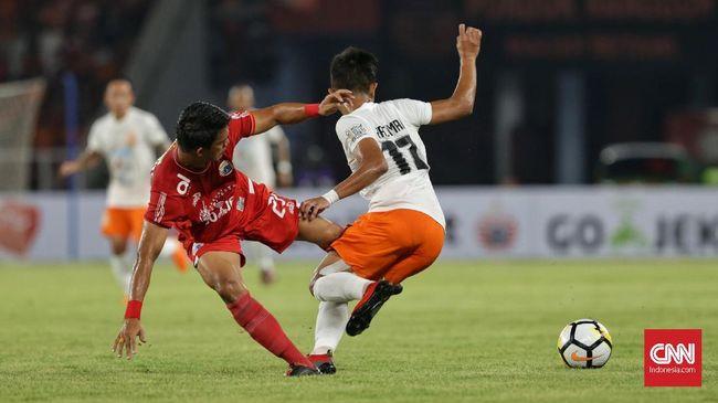 Babak I: Persija Tertinggal 0-1 dari Madura United