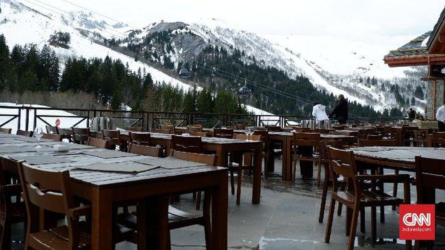 Kemewahan di Tengah Salju Les-Avanchers Valmorel