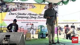 Warga Kampung Akuarium Tagih Janji, Anies Bilang Sabar