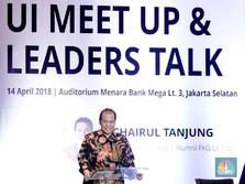 Chairul Tanjung : Milenial akan Kuasai Pasar Dunia