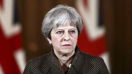 Legislator Partai Theresa May Ajukan Mosi Tidak Percaya