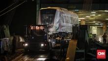 Menhub Targetkan Proyek LRT Palembang Rampung Awal Juni 2018
