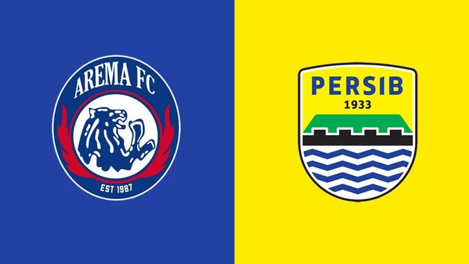 Live Arema Fc Persib Bandung Gambar Logo Terbaru 2017