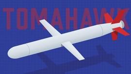 INFOGRAFIS: Mengenal Senjata Andalan AS, Rudal Tomahawk