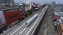 Biaya Pembangunan LRT Jakarta Fase Kedua Capai Rp8,5 Triliun