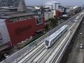 Tarif LRT Kelapa Gading-Velodrome Dipatok Rp5.000 per Orang