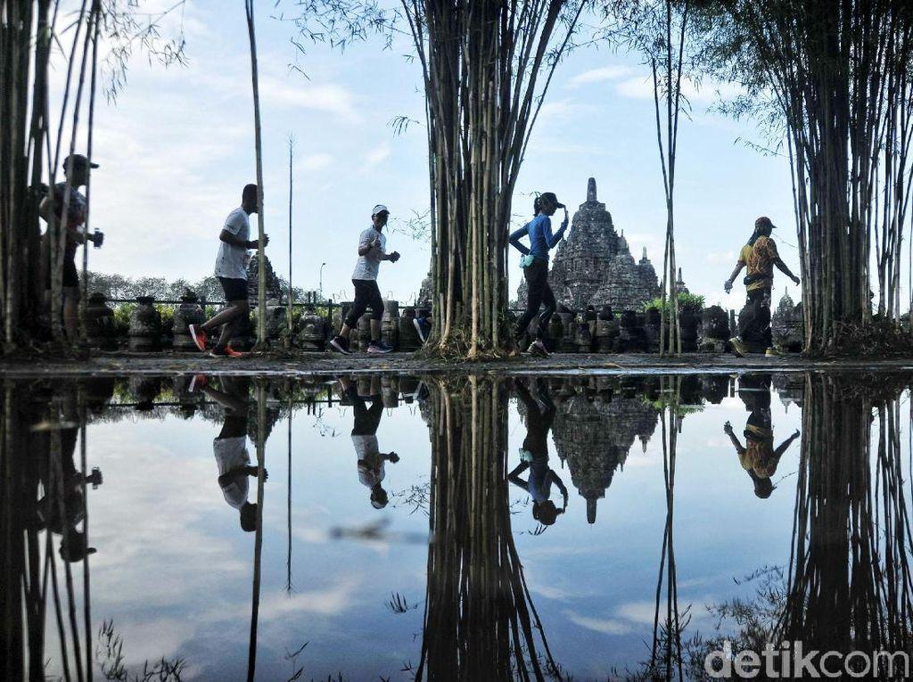 Ribuan Pelari Ramaikan Mandiri Jogja Marathon