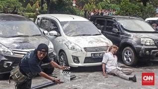 Bom Thamrin Difilmkan, Simpang Sarinah Kembali 'Diledakkan'
