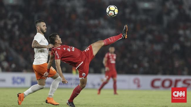 Live Streaming Persija vs Madura United di Liga 1 2018