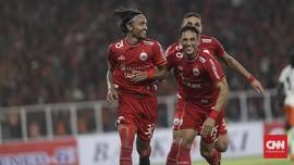 Persija Lawan Persebaya dan Persib di Stadion PTIK