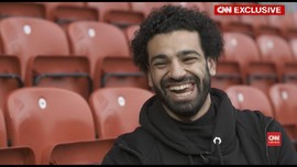 VIDEO: Mohamed Salah Masih Malu Bicara Sepatu Emas
