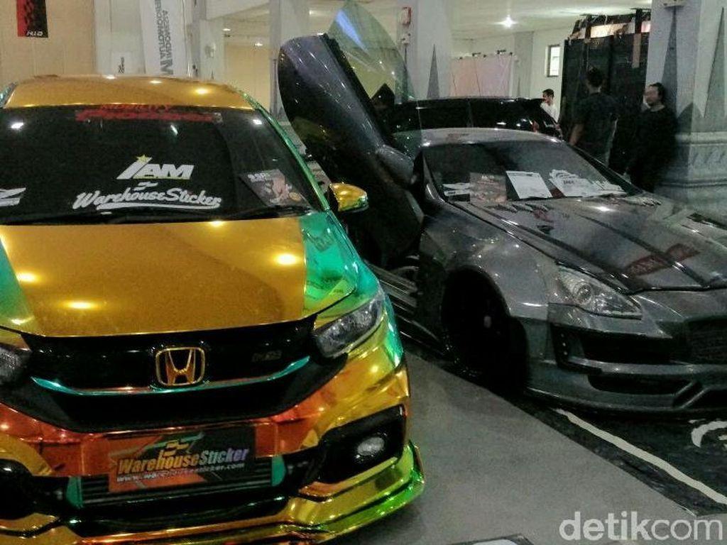 Beberapa mobil tampil dan mendapat beberapa penghargaan tertinggi karena penampilannya yang elegan dibanding mobil lainnya.