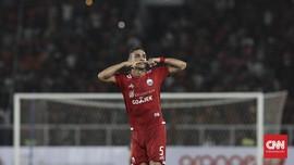 Madura United Belum Pastikan Perekrutan Bek Persija Jakarta