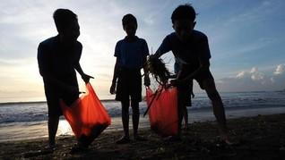 UNESCO Soroti Permasalahan Sampah di Taman Nasional Komodo