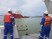 Pertamina Siapkan Pipa Pengganti di Teluk Balikpapan